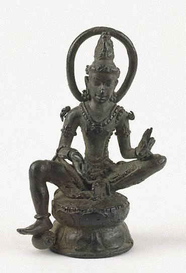 An image of Vajrapani by