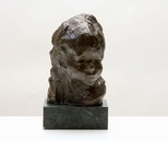 Alternate image of The Jewish child by Medardo Rosso