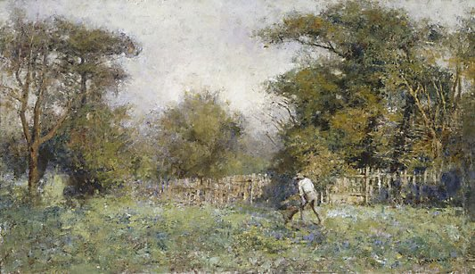 An image of The gardener