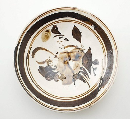An image of Dish by Cizhou ware