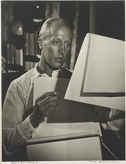 An image of Hoyningen-Huene by Max Dupain