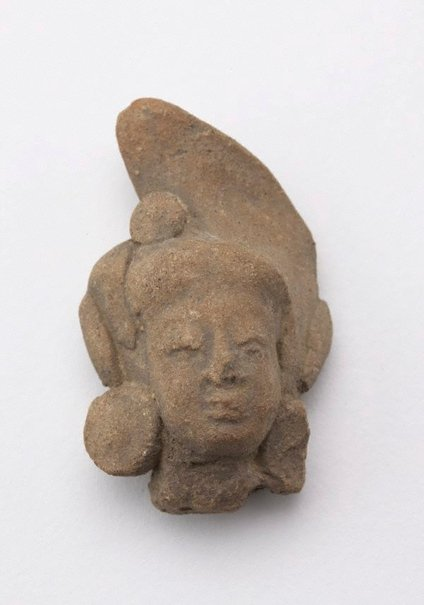 An image of Head of a woman by