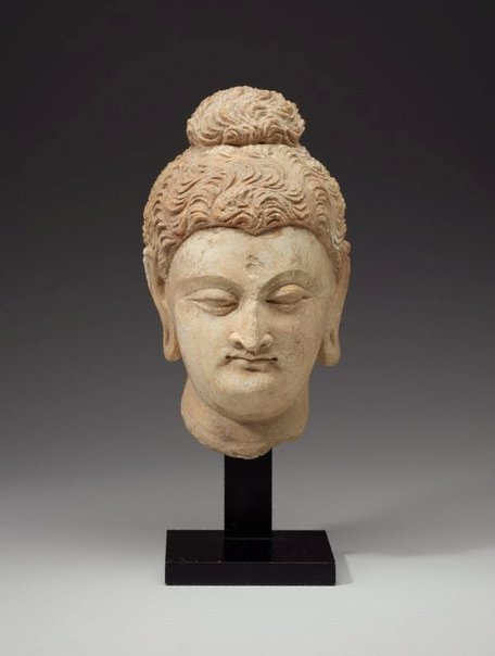 An image of Head of the Buddha by