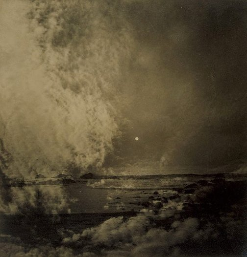 An image of Sky Submerged by Olive Cotton