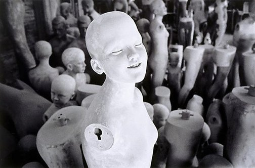 An image of Mannequin factory, Sydney by David Moore