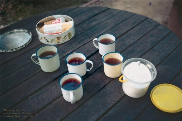 An image of Morning Tea # 1