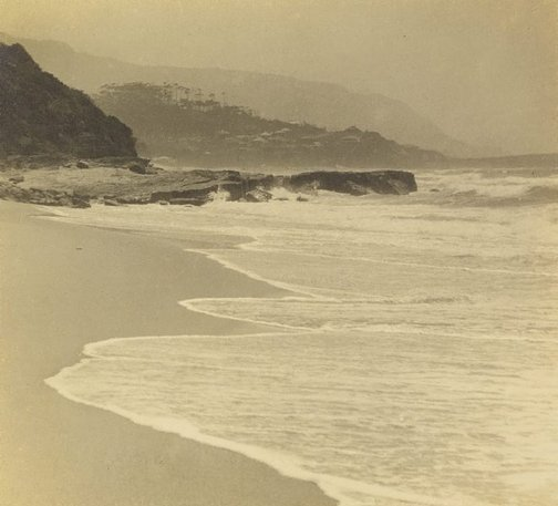 An image of Seascape by Arthur Ford