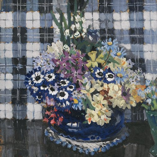 An image of Flowers by Margaret Preston