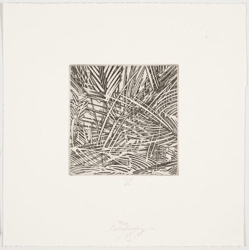 An image of Relief etching by Jörg Schmeisser
