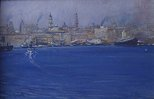 Alternate image of (Circular Quay) by Tom Roberts