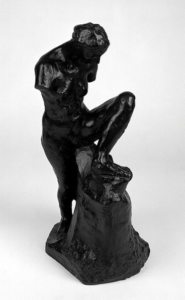 An image of Monument à Whistler by Auguste Rodin