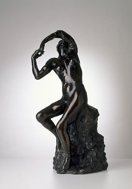 An image of Invocation by Auguste Rodin