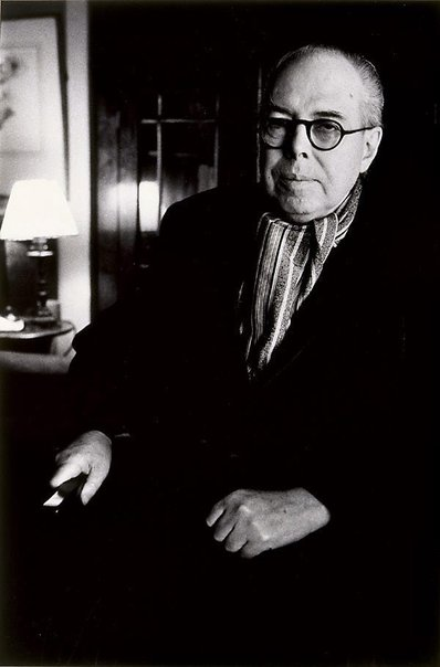 An image of Wyndham Lewis, writer, artist, art critic, UK by David Moore
