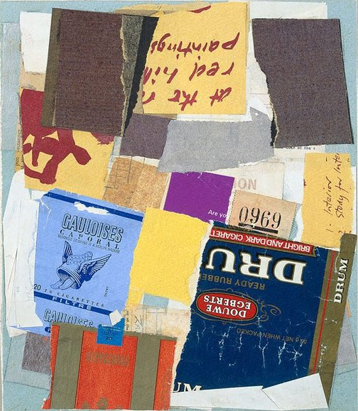 An image of Collage by Madonna Staunton