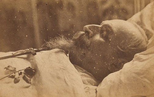 An image of Untitled (dead man) by William & Daniel Downey