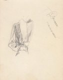 An image of Fragmentary sketchbook by Lyonel Feininger