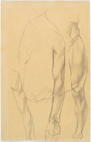 An image of Study of two arms, leg by Eric Wilson