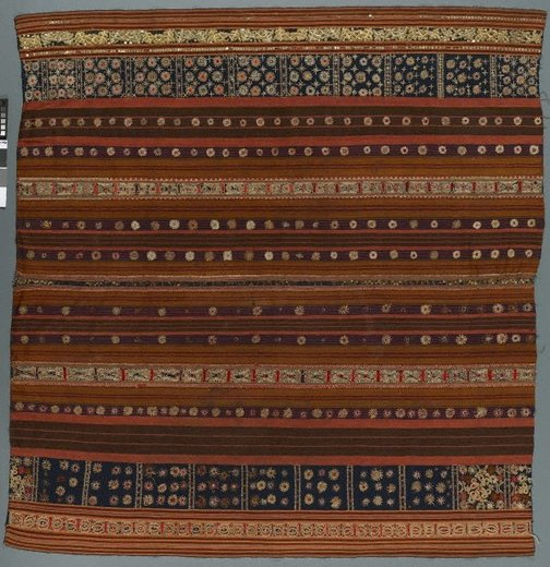 An image of Tapis Kaca skirt cloth by