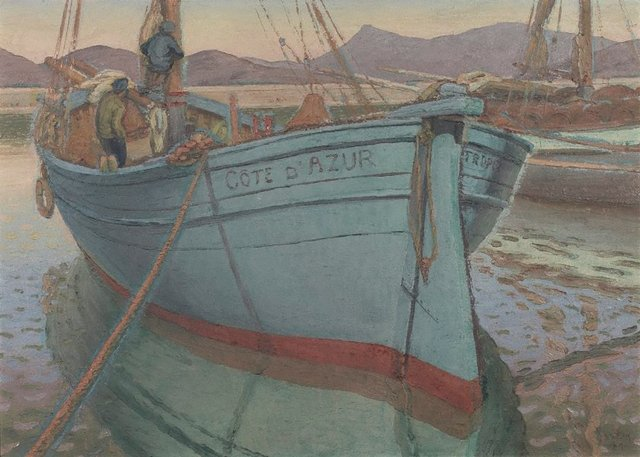 An image of Boats at St. Tropez