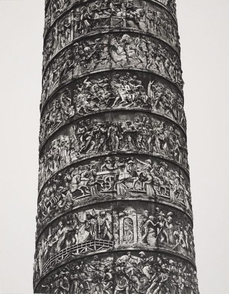 An image of Untitled (the sculptural frieze on the Place Vendôme column) by Max Dupain