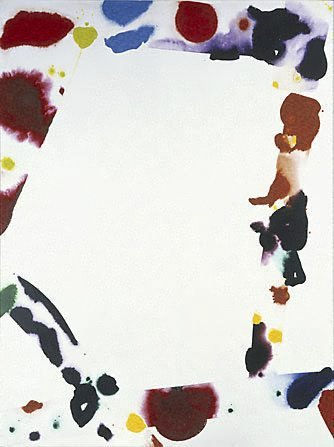 An image of Untitled no.1 by Sam Francis