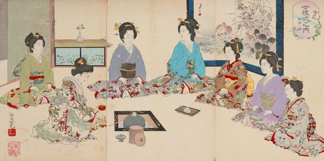 An image of Tea ceremony