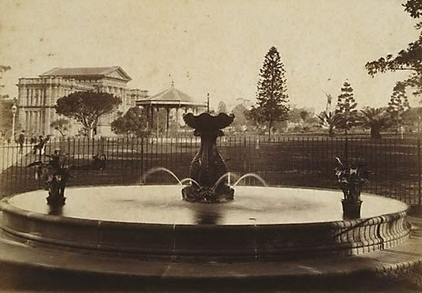 An image of Botanic Gardens, Sydney by Unknown