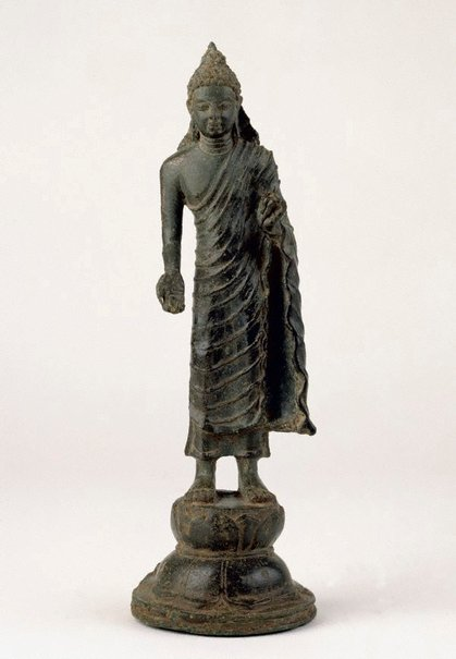 An image of Standing Buddha by