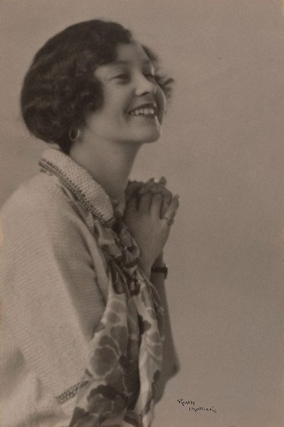 An image of Miss Jocelyn Purves Smith by Ruth Hollick