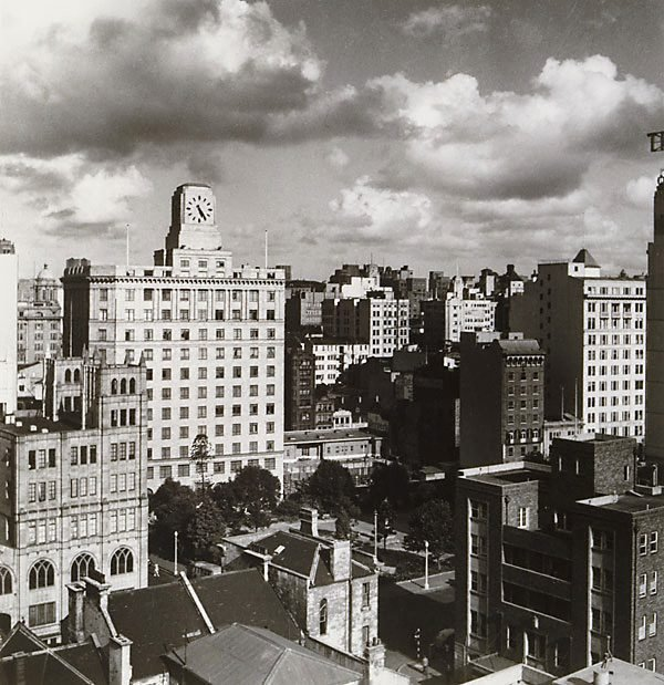 An image of City view from 49 Clarence Street