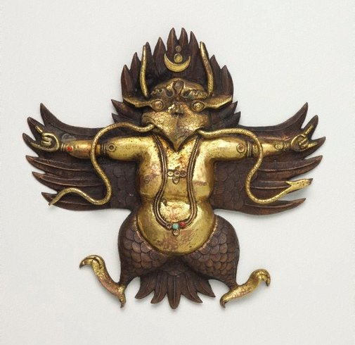 An image of Garuda by