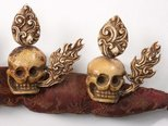 Alternate image of Skull crown by