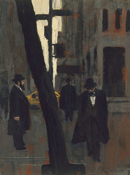An image of Diamond district by Rick Amor