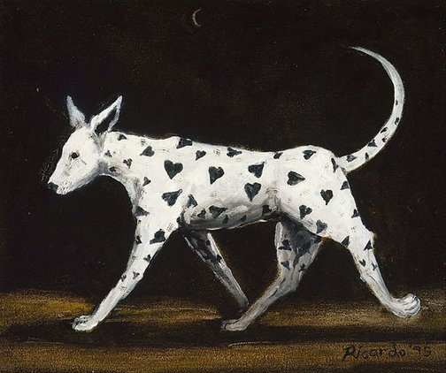 An image of Dalmatian by Geoffrey Ricardo