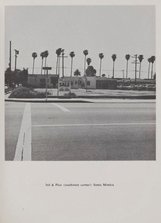 An image of Real estate opportunities by Edward Ruscha