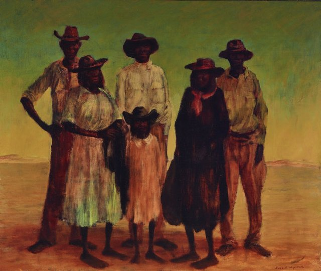 An image of Group of Aborigines