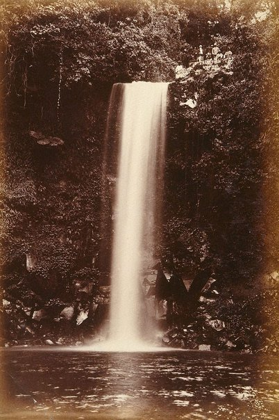 An image of Marshall's Falls Richmond River by Unknown