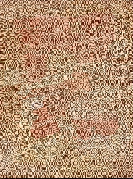An image of Untitled by Warlimpirrnga Tjapaltjarri