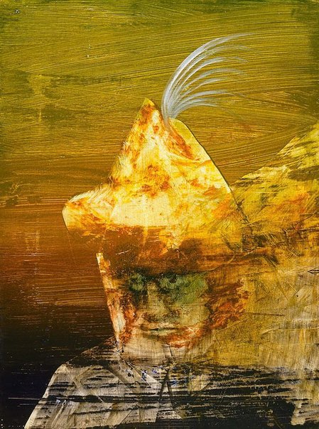An image of Gallipoli soldier (3) by Sidney Nolan