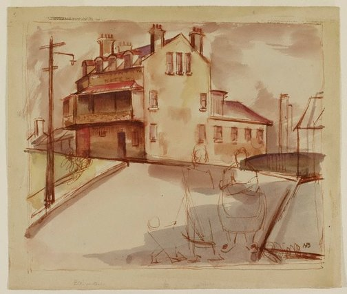 An image of Caledonian Hotel, Balmain by Nancy Borlase