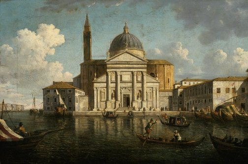 An image of San Giorgio Maggiore by William Marlow
