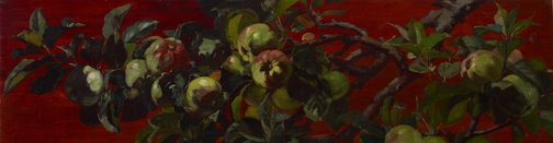 An image of Apples by Constance Roth