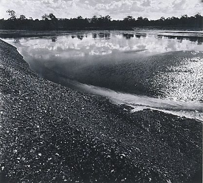 An image of Pond at Lemington Colliery by Max Dupain