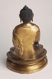 Alternate image of Seated Buddha by