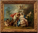 Alternate image of Bacchus and Ariadne by Jacopo Amigoni