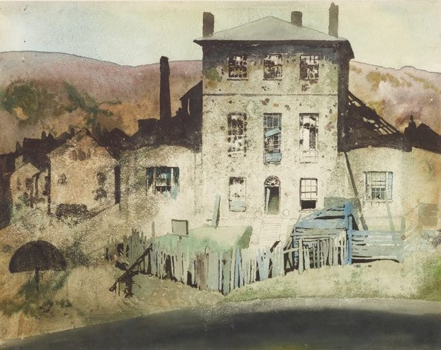An image of Rat's castle, Hobart