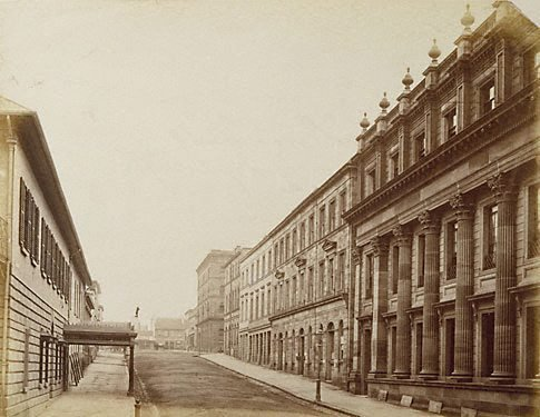 An image of Barrack St, Sydney by Unknown