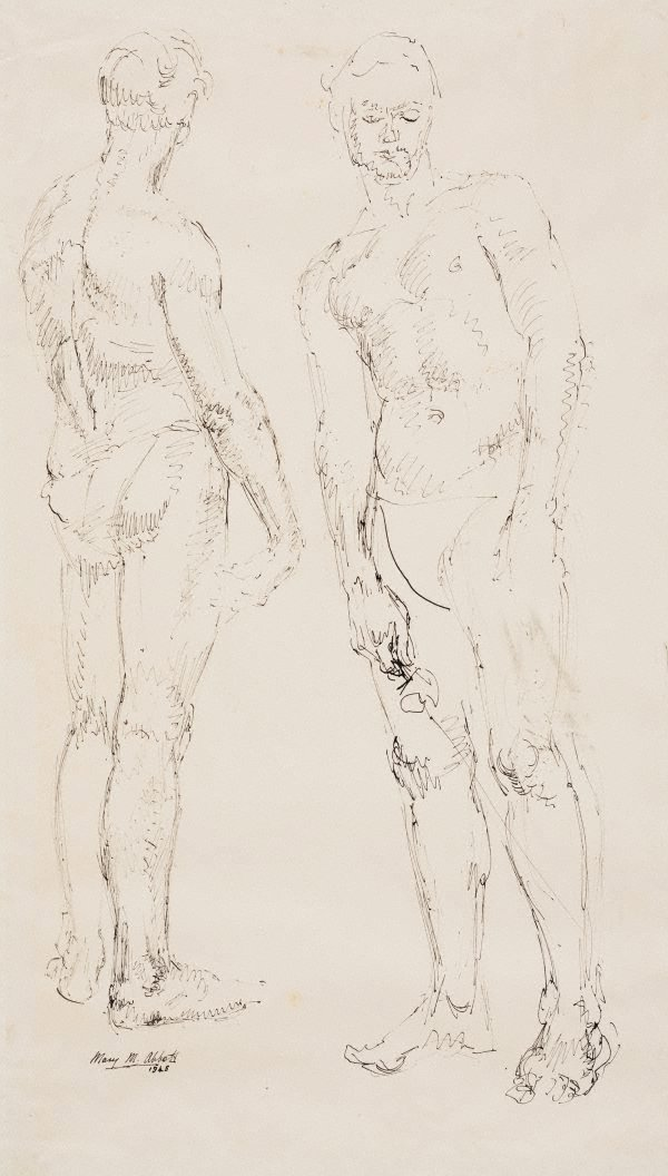 An image of Two figures