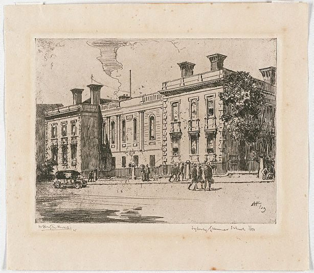 An image of Sydney Grammar School