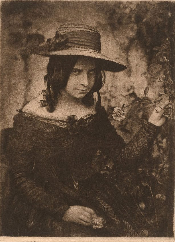An image of Miss Mary McCandlish